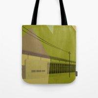 St. Jamestown Branch Tote Bag