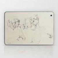 Dozing Off Laptop & iPad Skin