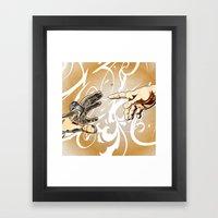 The Kreation  Framed Art Print