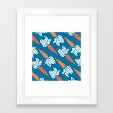Carrots II Framed Art Print