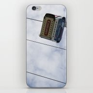 Emirates Cable Car Londo… iPhone & iPod Skin