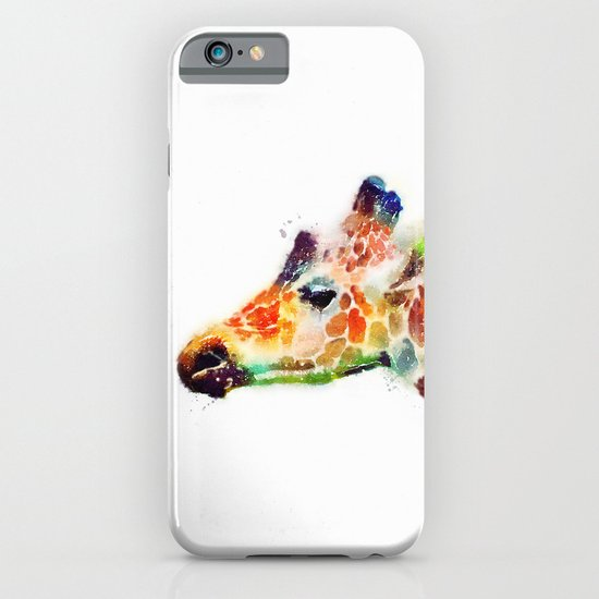 The Graceful - Giraffe iPhone & iPod Case