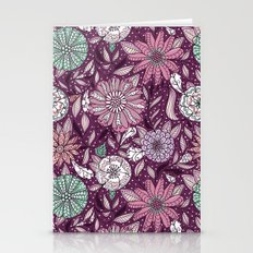 Floral Pattern #48 Stationery Cards