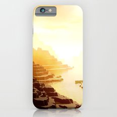 Mysterious Mountains Wat… iPhone 6 Slim Case
