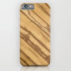 Divida Wood iPhone 6s Slim Case