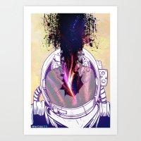 One Thousand Art Print