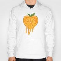 Love Orange Hoody
