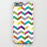 Funny stripe iPhone 6 Slim Case
