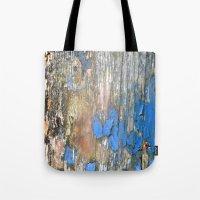 Feeling Abstract Tote Bag