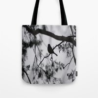 Feed The Bird Tote Bag