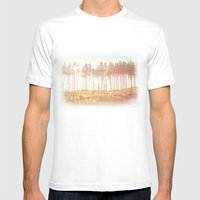 Road Trip Mens Fitted Tee White SMALL