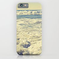 iPhone & iPod Case featuring Waves by -go-