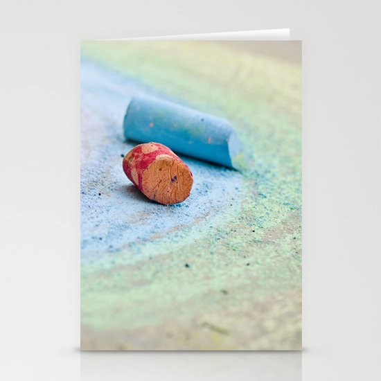 The Rainbow Connection Stationery Card