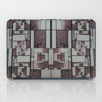 FX#509 - The Faded Geometric iPad Case