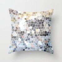 Mosaic Throw Pillow