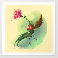 Essence Of Nature - Humm… Art Print
