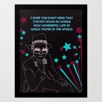 Your Song Art Print