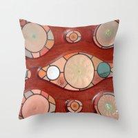 Barcelona Texture #3 Throw Pillow
