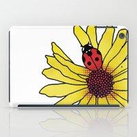 Little Lady Bug iPad Case