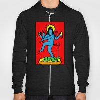 Shiva Keith Haring Tribu… Hoody