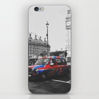 Travelling The British W… iPhone & iPod Skin