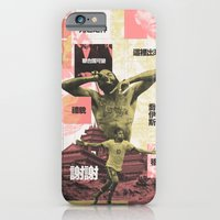 Prince Yama Appears Courtesy of the Honorable Reverend Joyce Musselman Shutt, 1937 iPhone 6 Slim Case