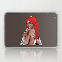 Kraken Girl Laptop & iPad Skin