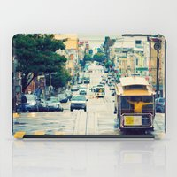 San Francisco Cable Car iPad Case