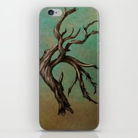 Sacred Tree iPhone & iPod Skin