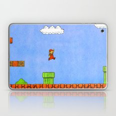 Super Mario Bros. Laptop & iPad Skin
