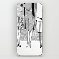 The Sunny Side Of The St… iPhone & iPod Skin