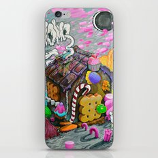 candy house iPhone & iPod Skin