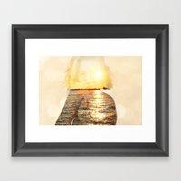 Insideout 5 Framed Art Print