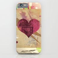 Valentine's Day Heart I iPhone 6 Slim Case