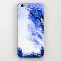 Winter Blue(s) 2>3 iPhone & iPod Skin