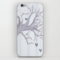 Cold Cold Heart iPhone & iPod Skin