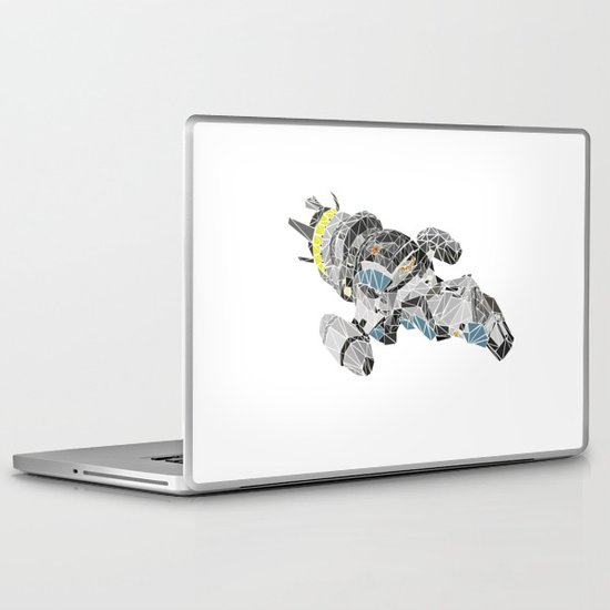 The Serenity Laptop & iPad Skin