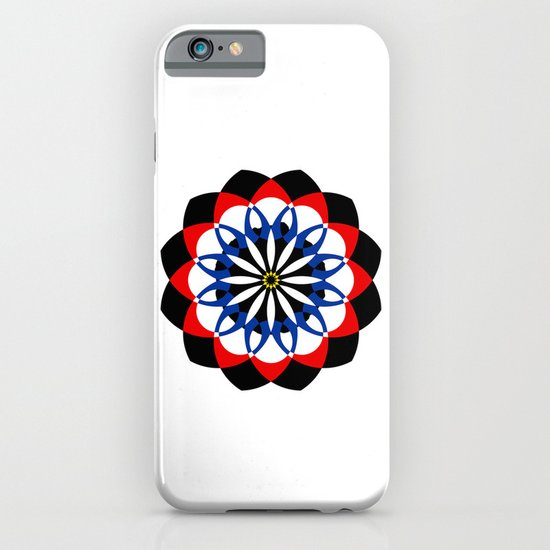 The Pattern of Hangeul iPhone & iPod Case