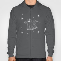 Starry Nights Scary Ghost Hoody