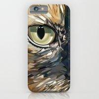 Stevie Cat iPhone 6 Slim Case
