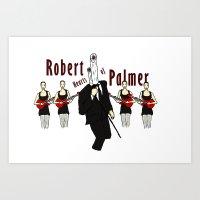 Robert Hearts Of Palmer Art Print