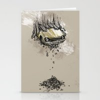 It's here daddy! Stationery Cards