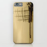 iPhone & iPod Case featuring San Francisco Bay by Arevik Martirosyan