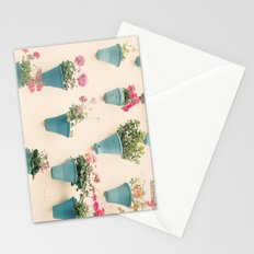 Flowerpots Stationery Cards