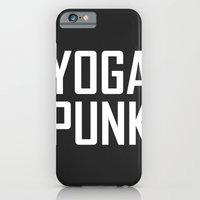 yoga punk iPhone 6 Slim Case