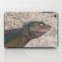 Iguana iPad Case