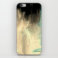 DREAMING OF THE DIVINE iPhone & iPod Skin