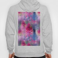 Spring Floral Paint 1 Hoody