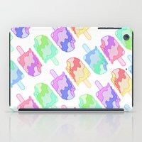 Ice Cream Melt iPad Case