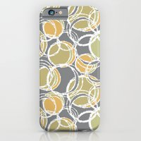 iPhone & iPod Case featuring My simple circles by Juliagrifol designs